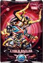 Ultraman X Cyber Gorg Antlar Card