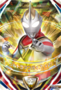Ultraman Gaia Card