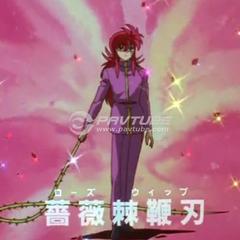 Kurama's new nickname= ROSE BOY:3