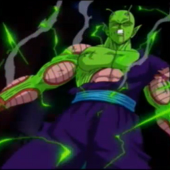 Piccolo in Plan to Eridicate the Super Saiyans
