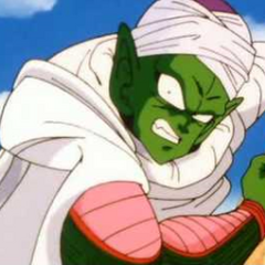 Piccolo trains Gohan for the arrival of the Saiyans