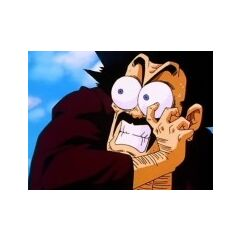 Hercule= AAAAHHHHHHHAAAAAAHHHH I GIVE UP YOUR ALL STRONGER THAN ME I WAS LIEING.