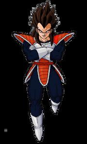 Vegeta ssj4 saiyan armor by daresx-d4h6wse