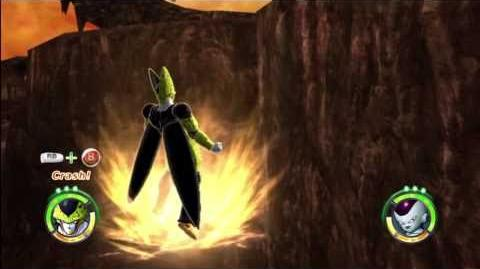 Cell VS Frieza in Hell
