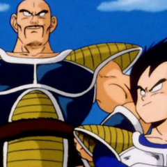 Have fun Nappa, get In a hit for me