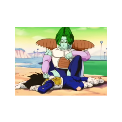 No worries, I took care of Vegeta.