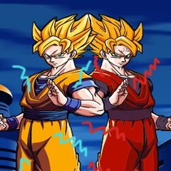 Kakarot and Goku