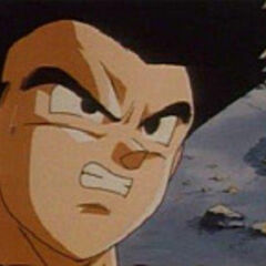 Wait I know! Many years ago Gohan brought donuts to the Cell games arena!