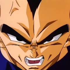 Vegeta decides to join the battle against Broly.