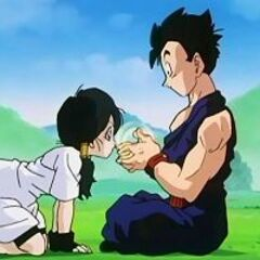 (pretend that in this pic Gohan is Goten)