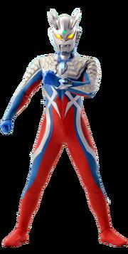 Ultraman Zero Normal