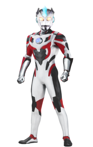 Ultraman Laxcer Enchanced