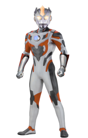 Ultraman Laxcer Fire