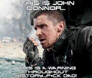 John Connor VS Dao Meme