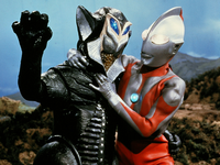 Ultraman ep 33 picture