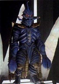 Alien Temperor mebius - ultra series