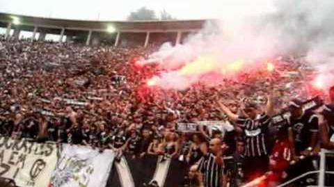 Corinthians 0x0 Palmeiras - Campeonato Brasileiro 2011