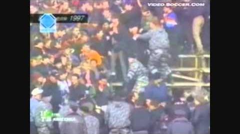 Спартак Москва в Ногинске 1997