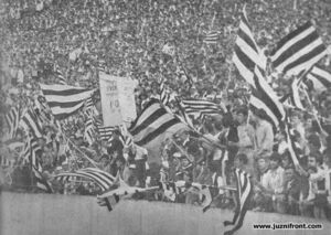 Partizan Belgrad 60s