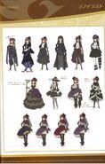 Ange-Beatrice designs