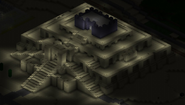 Ziggurat night iso