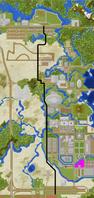 Highway 2 map