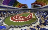 Inside Canabai Stadium