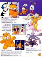 Un Garfield Catelog