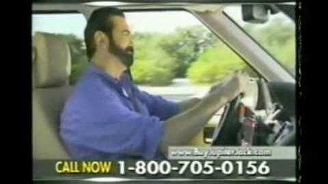 YTP Billy Mays Gets Road Rage While Advertising a Non-Working Radio Broadcaster