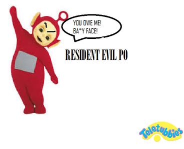 RESIDENT EVIL PO