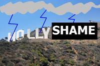 Hollyshame Sign