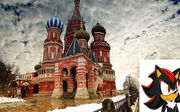 Shadow in russia