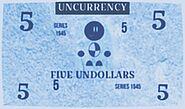 5 UnDollars 1945