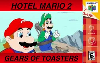 Gears of toasters