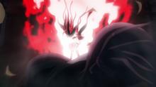 Magic Energy Bursting Forth from Yaya's Body II