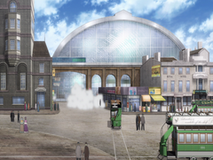 Lime Street Station