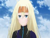 Charlotte in a Battle Suit