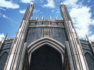 Academy Gates