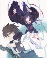 Unbreakable Machine-Doll Anime Blu-ray and DVD Vol.I Back Cover