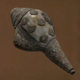 File:Tibetan Conch Horn.PNG