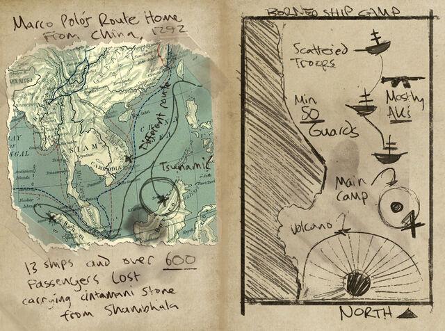 File:Nathan Drake's journal 9.jpg