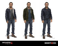 Sam Drake concepts designs -1
