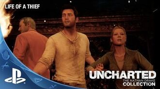 UNCHARTED- The Nathan Drake Collection - Life of a Thief - PS4