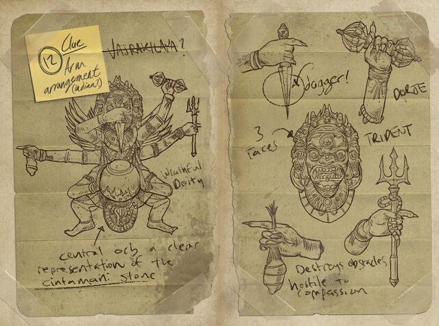 File:Nathan Drake's journal 10.jpg