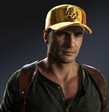 Gold Rank Hat