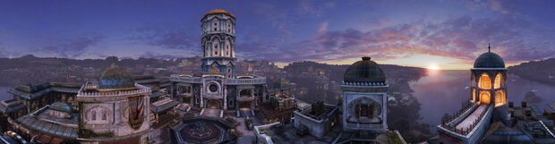 The Museum panorama by AlgoRhythmic