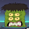 Big Green Alien