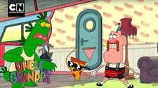 Uncle Grandpa Everyone, Hide! Cartoon Network