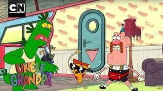 Uncle Grandpa Everyone, Hide! Cartoon Network