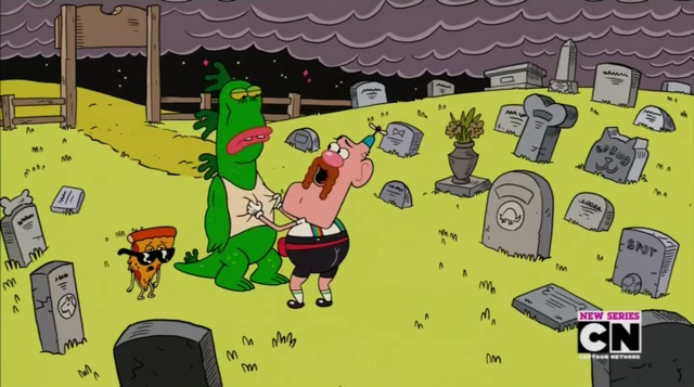 File:Uncle Grandpa, Belly Bag, Mr. Gus, and Pizza Steve in Tiger Trails 12.png